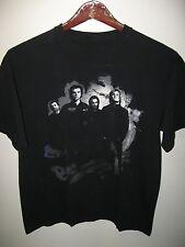 The Cult Tee - British Rock Band 2008 World Concert Music Tour Black T Shirt Lrg