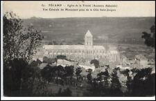 Fécamp France Frankreich CPA 1910/20 Eglise de la Trinité Vue générale Kirche