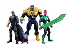 Comic Con 2013_Green Lantern 4 Pack__BLACK HAND_SINESTRO_ARKILLO_DEX-STARR figs.