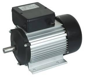 MOTEUR ELECTRIQUE 1 CV / 1400tr/min MONOPHASE 220VOLTS - M1M14