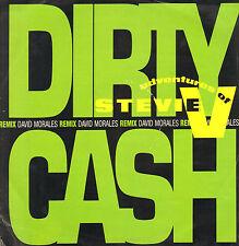 ADVENTURES OF STEVIE V. - Dirty Cash (Money Talks) - 1989 - Mercury - MERXR 311