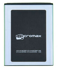 100% Genuine Replacement Battery For Micromax A56/A58 2000mAh