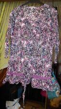 Tunique Scottage gris et violet  - Taille 5