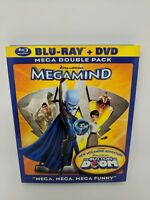 Megamind Blu-ray Disc Only