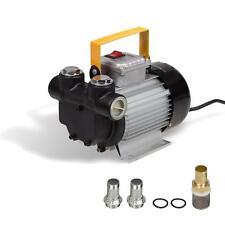 230 V - 550 Watt Dieselpumpe 4.200 L/h Heizölpumpe Ölabsaugpumpe Kraftstoffpumpe