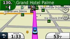 2017 Italy and Greece car navigation map set for Garmin GPS on MicroSD card