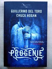 Guillermo Del Toro e Chuck Hogan, La progenie, Mondadori, 2011