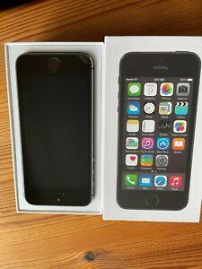Apple iPhone 5s, 16 GB, Modell A 1457, ohne Zubehör, keine Mängel bemerkt