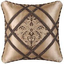 "Jennifer Taylor Broderick Collection Decorative Designer Pillow 18"" x 18"""