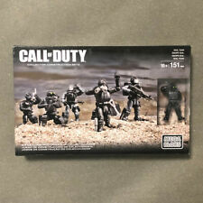 Mega Bloks Construx Call of Duty 06824 Seal Team *Factory New Sealed* Toy