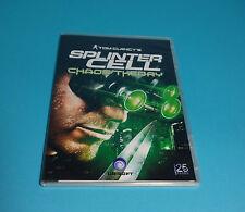 Tom Clancy's Splinter Cell-caos Theory (pc gioco, 25 years Ubisoft, 2011)