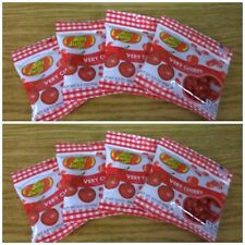 Jelly Belly Very Cherry 8 PACK 3.5oz Bags FREE SHIPPING