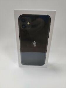 Apple iPhone 11 (A2221) 128GB - Black (Unlocked)