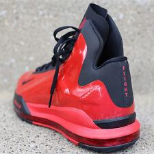 2013 Mens Nike Hyperflight Max SZ 13 Black University Red 599451-602