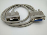 ES-CABLE 15 PIN FEMALE-MALE FOR NEO GEO MVS/BARTOP 15 PIN CONNECTOR NEW