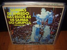 VARIOUS sambas de enredo das escolas carnaval 1977 ( world music ) brazil