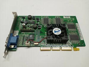 DELL NVIDIA GeForce Video Card 01E200 32MB AGP VGA Video Card