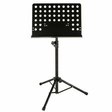 Koda TPS002 Music Stand, Orchestra Stand with Perforated Desk