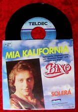 Single Bino Mia Kalifornia (Jenseits von Eden)