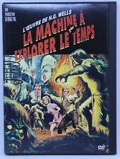 H.G. Wells - La machine à explorer le temps - DVD - French / English