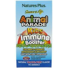 Animal Parade, Kids Immune Booster, 90 Natural Tropical Berry - Nature's Plus