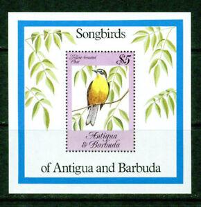 ANTIGUA   - 1984  – SONGBIRD  S/S – VF  **