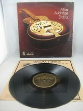 "MIKE AULDRIDGE - ""DOBRO"" - USA REISSUE PRESS A/B 1970s - EX/VG+"