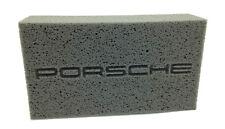 New Genuine Porsche Tequimpment Scripted Car Wash Sponge 911 996 997 987 986 981