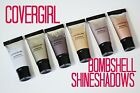 Covergirl Bombshell Shine Shadow Eye Shadow Brand New (Choose Your Shade)