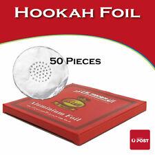 Smoking Pipe - Hookah Foil - Cone Pieces - smoking water pipe metal pipe brass