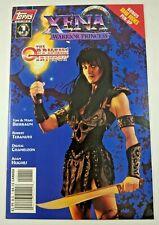 Xena Warrior Princess Orpheus Trilogy #1 [9.0 VF/NM] Adam Hughes Cover & Pinup