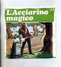 Fiabe Sonore Stereo-Mono Compatibili # 45 Giri # L'ACCIARINO MAGICO # SAAR N.14