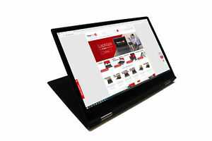 "Lenovo Thinkpad X1 Yoga 1st Convertible i5-6300U 8GB 180GB SSD 14"" Touchscreen."