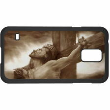 Jesus Crucifixion Hard Case Cover For Samsung New