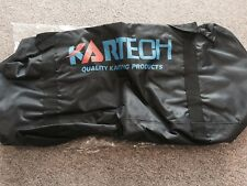 Go Kart - Tyre Bag Kartech with centre zip - Double Sewing - 1680d Material