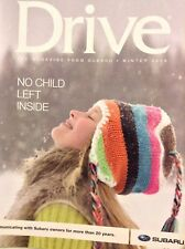 Drive Magazine No Child Left Inside Subaru Winter 2008 020718nonrh