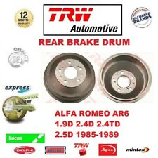 Pour Alfa Romeo AR6 1.9D 2.4D 2.4TD 2.5D 1985-1989 Qté 1x Frein Arrière Tambour