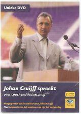 Johan Cruijff Spreekt over Coachend Leiderschap - DVD