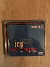 Insane Clown Posse: Forgotten Freshness Volumes 1 & 2  [PA] 2-CD Set ICP