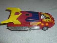 VINTAGE G1 TRANSFORMERS AUTOBOT HOTROD HASBRO ROBOT TAKARA 1986 HOT ROD CAR >