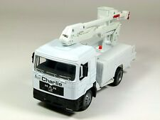 Personalised gift, MAN F200 platform truck, cherry picker. 1:43 scale, 17cm