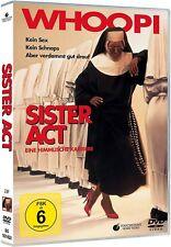 DVD SISTER ACT # Whoopi Goldberg, Harvey Keitel ++NEU