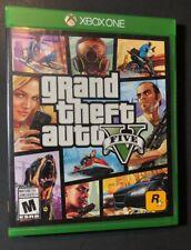 Grand Theft Auto V [ GTA 5 ]  (XBOX ONE) USED