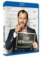 Dom Hemingway Blu-ray REGION LIBRE.A-B-C