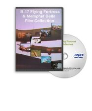 B-17 Flying Fortress & The B-24 Liberator Bomber Memphis Belle on DVD - A87