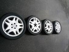 """Genuine Mercedes Benz YAD 7.5J 17"""" 5X 112 ET 46 Alloy Wheels also fit Audi / VW"""