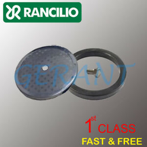 Rancilio Silvia Rialto Group Seal Gasket ,Shower Plate, and Bolt