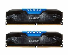 16GB  (2 x 8GB) PNY DDR4 Anarchy Gaming Desktop RAM 2400MHz CL15 1.5V