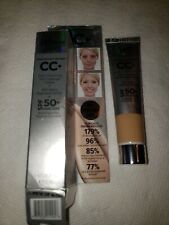 It CC color correcting full coverage cream travel size select your shade 2pk