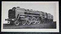 British Railways Standard Class 7  4-6-2 Locomotive  Vintage Photo Card  CAT A